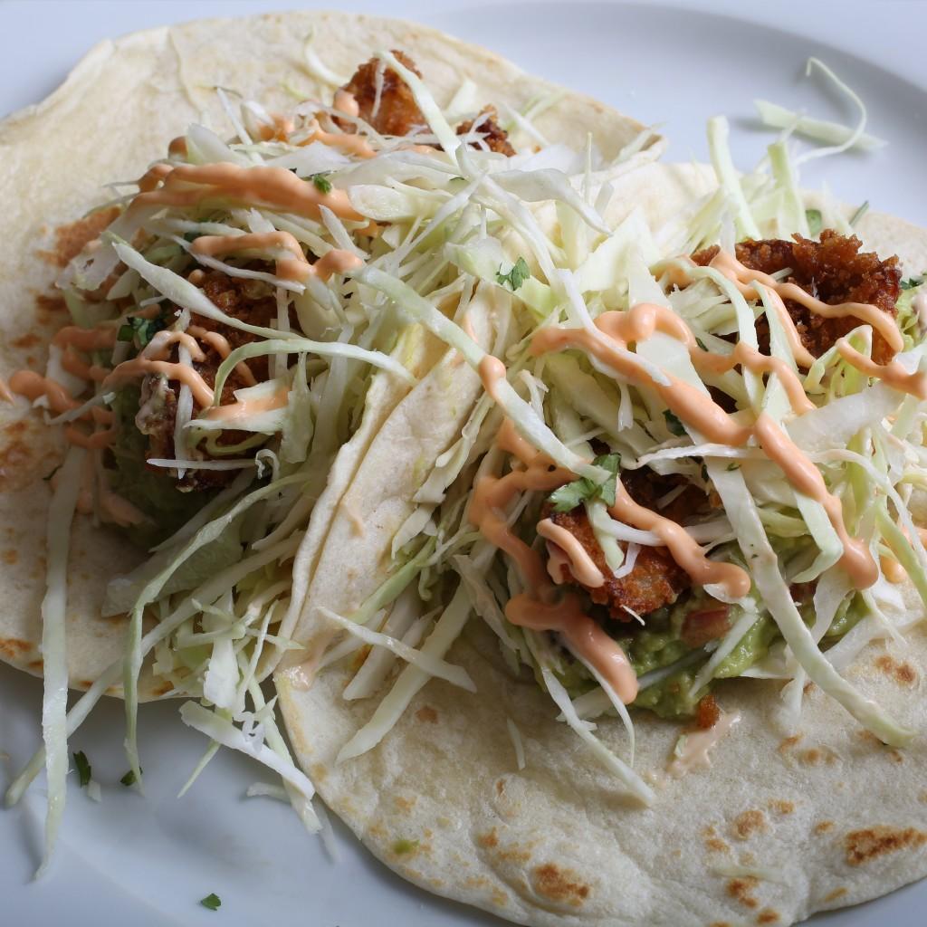 Fish Tacos Tapas