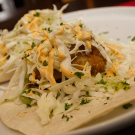 <?php echo Fish Tacos